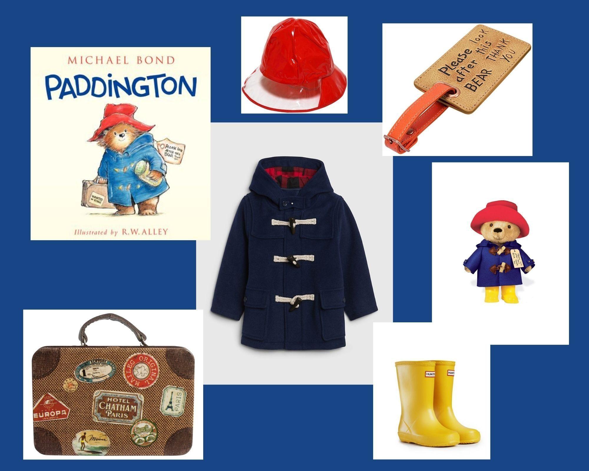 Look Like A Book: Paddington Bear