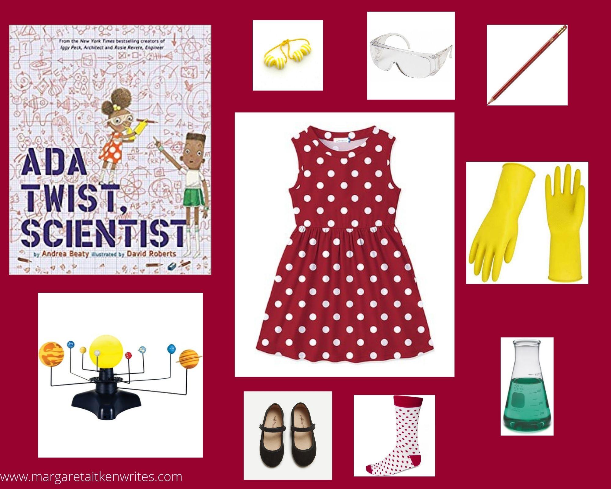 Look Like A Book: Ada Twist Scientist